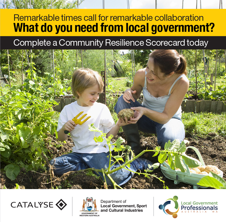 Community Resilience Survey 8 June - 3 July