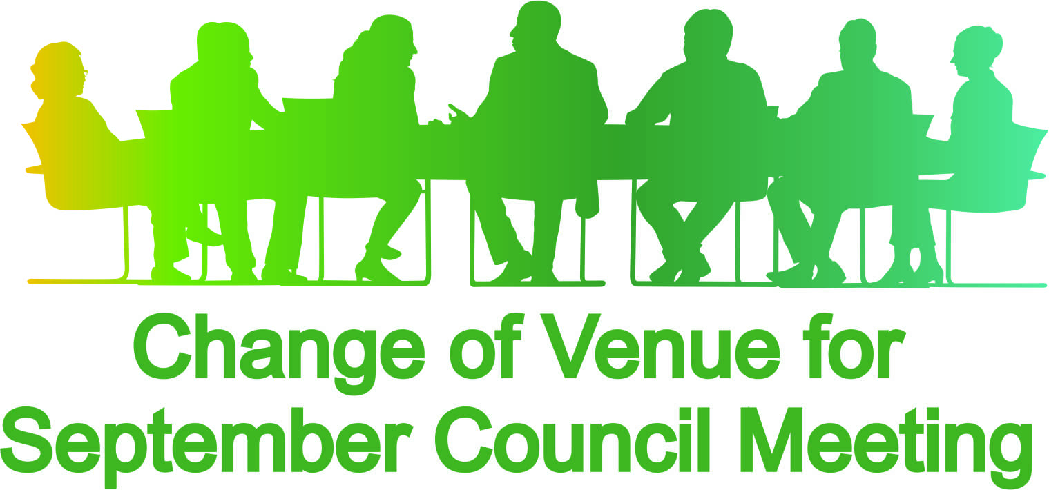 Change of Venue for September Council Meeting