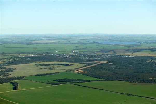 Ariel Views of the Wongan Town - Wongan2