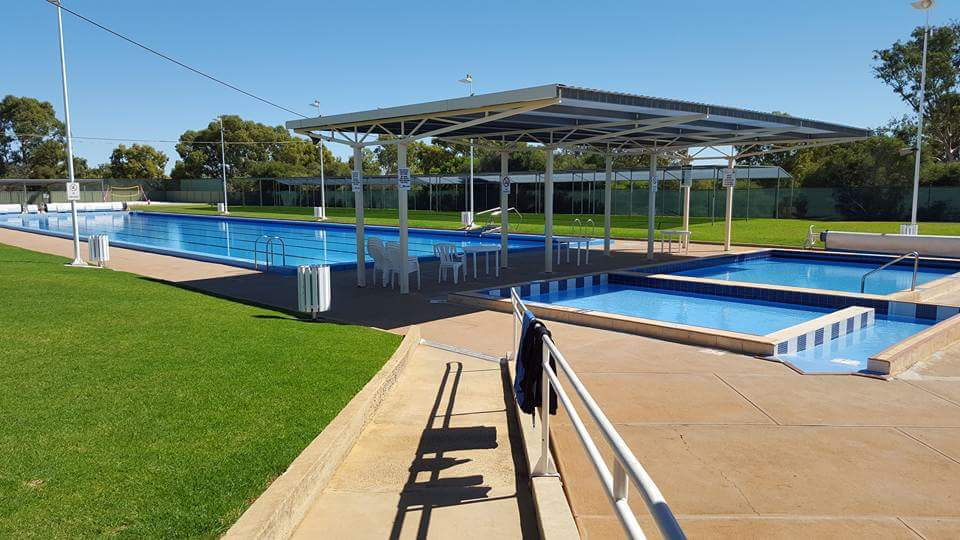 Shire welcomes new Swimming Pool Manager