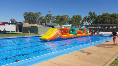 Wongan Hills Swimming Pool